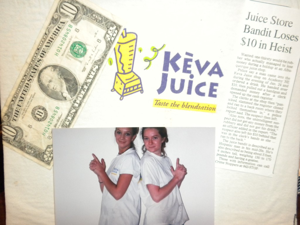 One of our many adventures at Keva Juice with the Keva tribe... We at Keva Juice wonder what the Juice bandit's thug friends would say... can you say dumbest criminals? the Keva tribe always wins!